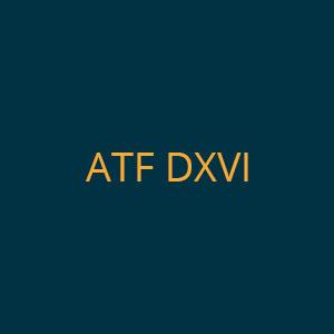 ATF DXVI