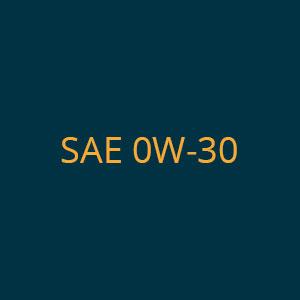 SAE 0W-30