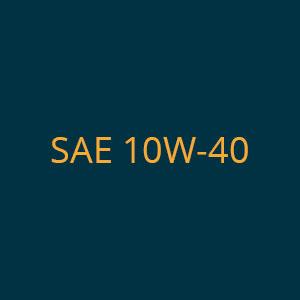 SAE 10W-40
