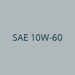 SAE 10W-60