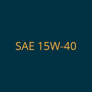 SAE 15W-40