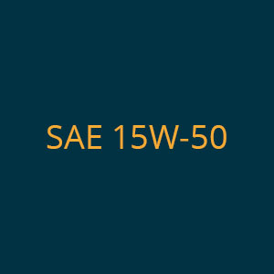 SAE 15W-50
