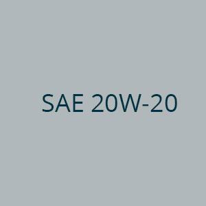 SAE 20W-20