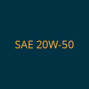 SAE 20W-50