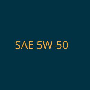 SAE 5W-50