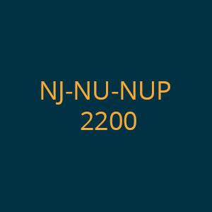 NJ-NU-NUP 2200