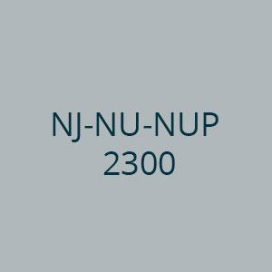 NJ-NU-NUP 2300