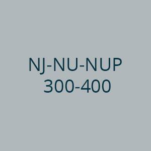 NJ-NU-NUP 300-400